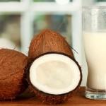 Domače kokosovo mleko